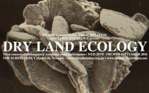 Dryland Ecology